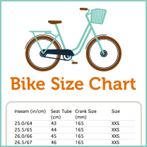 Kids Bike Size Chart